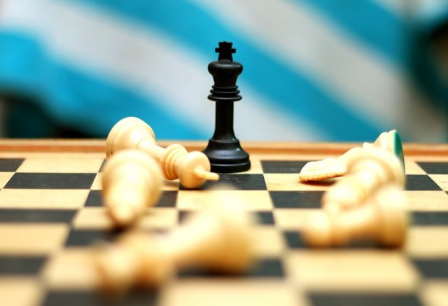 A chess game can help you be smarter