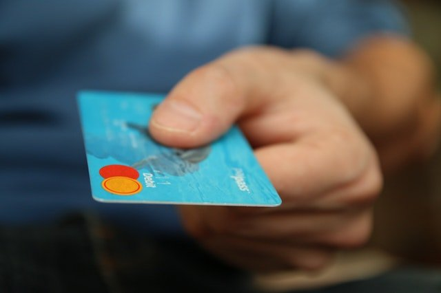 Be careful to use a credit card