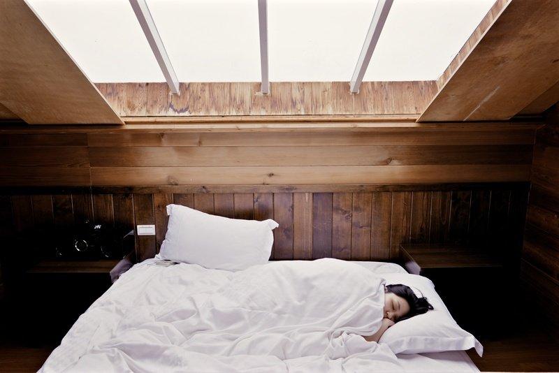 Feeling great sleep