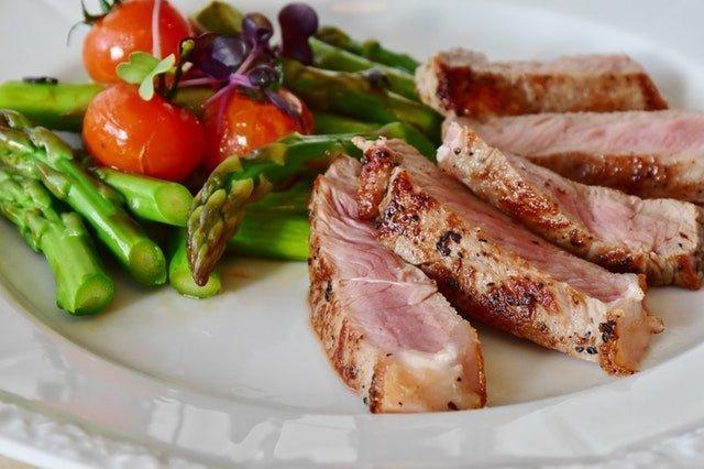 pork on low carb diet