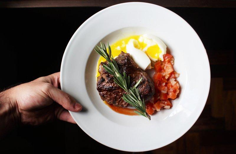 Grilled steak keto diet