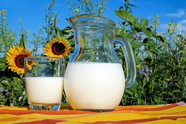 Drink milk will be more healthy?