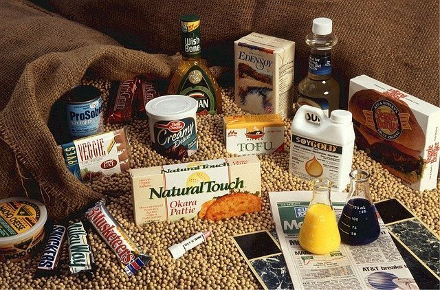 Most categories bean products