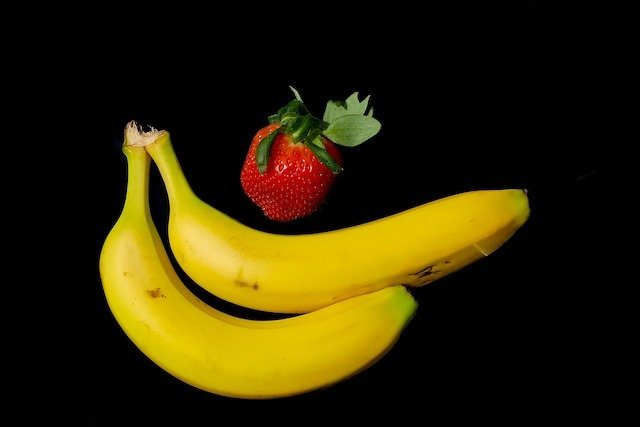 Banana is a berry, strawberry isn't a berry instead