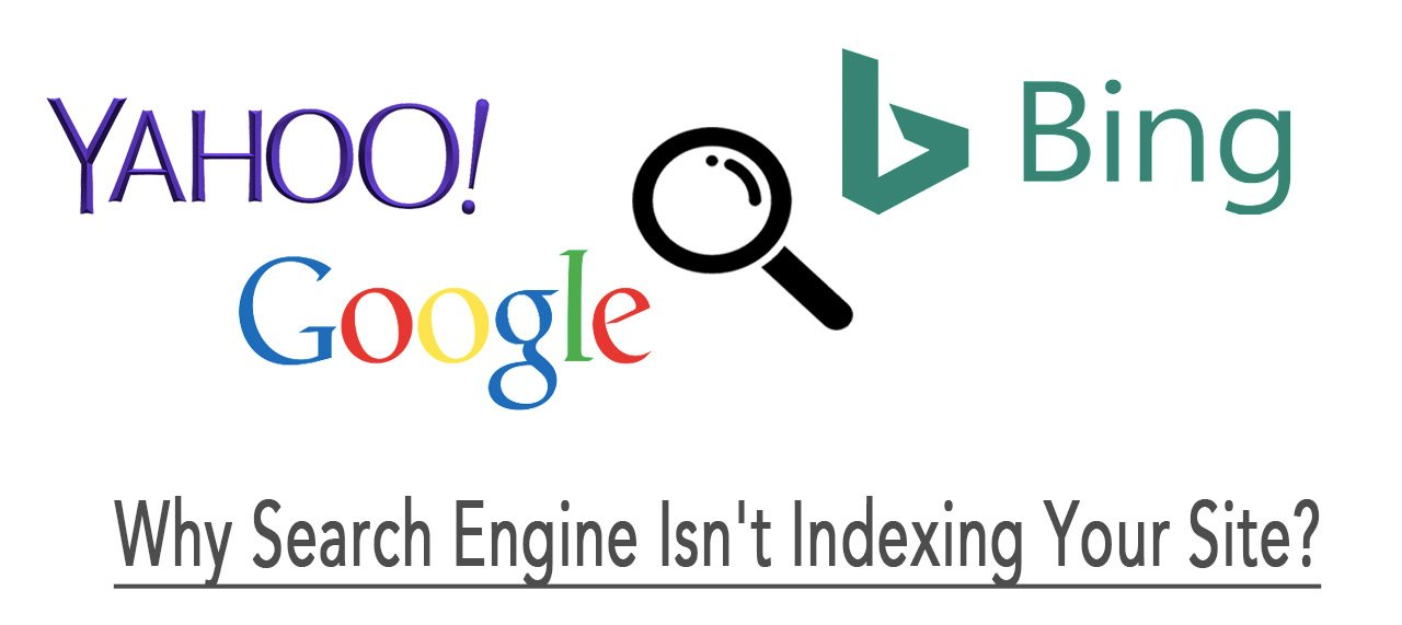 Why search engine isn't indexing your site