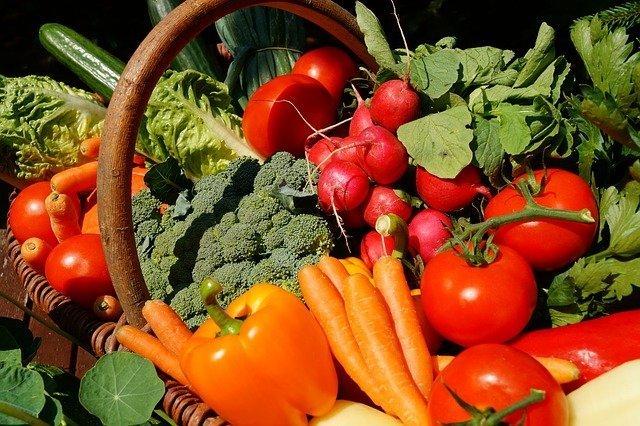 Diversity vegetables